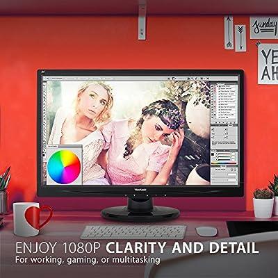 ViewSonic Full HD 1080p LED Monitor