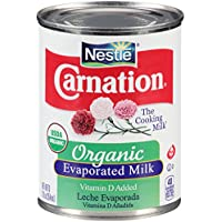 Carnation Organic Evaporated Milk, 12 Fluid Ounce