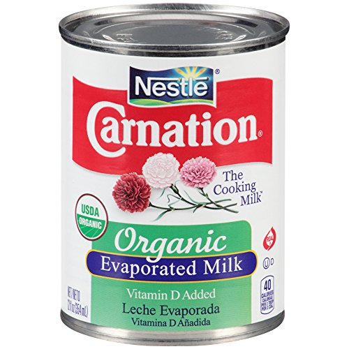 Carnation Organic Evaporated Milk, 12 Fluid Ounce by Carnation