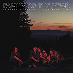 Family of the Year Hold Me Down cover