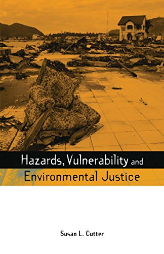 Download Hazards Vulnerability and Environmental Justice (Earthscan Risk in Society) Pdf