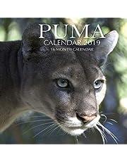 Puma Calendar 2019: 16 Month Calendar