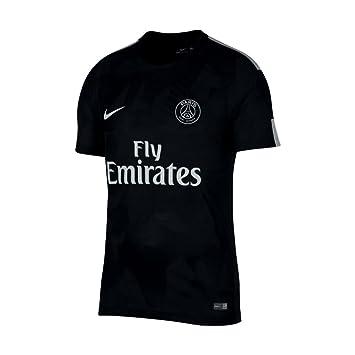 8996f55c5532f Nike Psg M Nk Brt Stad Jsy Ss 3R Camiseta 3ª Equipación Paris Saint Germain  17
