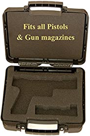 Case For any pistol and magazine - made by IMI Defense from high quality hard polymer (fit Glock, sig saur, be