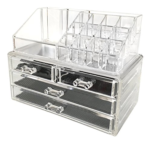 Sodynee Jewelry Cosmetic Storage Organizer product image