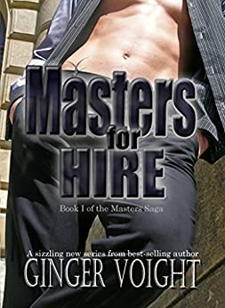 Masters for Hire (Masters Saga Book 1) by [Voight, Ginger]