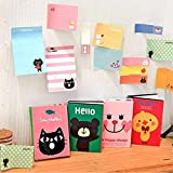 Chunlin Lovely Animals Sticker Bookmark Post Marker Memo Flags Sticky Notes Stationery