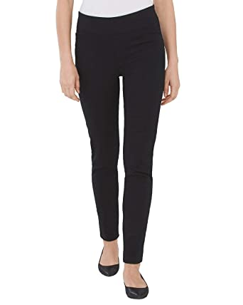 5bd3d7cd43e139 Chico's Women's Pull-On Jeggings at Amazon Women's Clothing store: