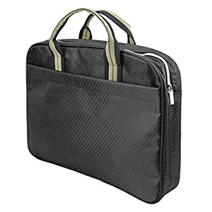 Amazon Com Top Handle Portable Business Briefcase Bag