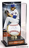 Noah Syndergaard New York Mets Autographed Baseball and Gold Glove Display Case with Image - Fanatics Authentic Certified