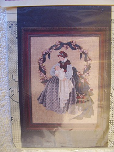 Lavender and Lace Stitchery Sweet Dreams - Cross Stitch Pattern ()