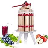 Costzon Fruit and Wine Press, 1.6 Gallon /6 Liter