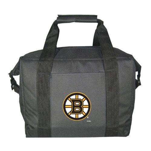 NHL Boston Bruins Soft Sided 12-Pack Kooler Bag