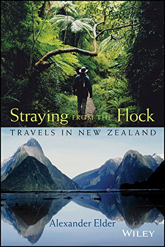 The Straying from the Flock: Travels in New Zealand - Alexander Elder travel product recommended by Jordan Bishop on Lifney.
