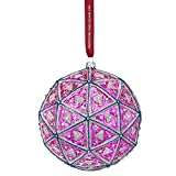 Waterford Times Square Ball Ornament