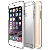 iPhone 6 Plus Case, Maxboost [Liquid Skin] For iPhone 6 Plus - 0.4mm Soft Flexible UltraThin Gel TPU Transparent Skin Scratch-Proof Case'Feels Like Nothing There' - Ultra Clear