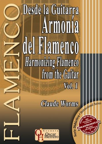 Read Online Harmonizing The Flamenco From The Guitar (Serie Didactica; Instructional Series) (Spanish and English Edition) pdf epub