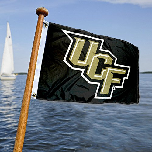 UCF Knights Boat and Nautical Flag ()