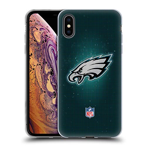 7/18 Philadelphia Eagles Soft Gel Case for iPhone Xs Max ()