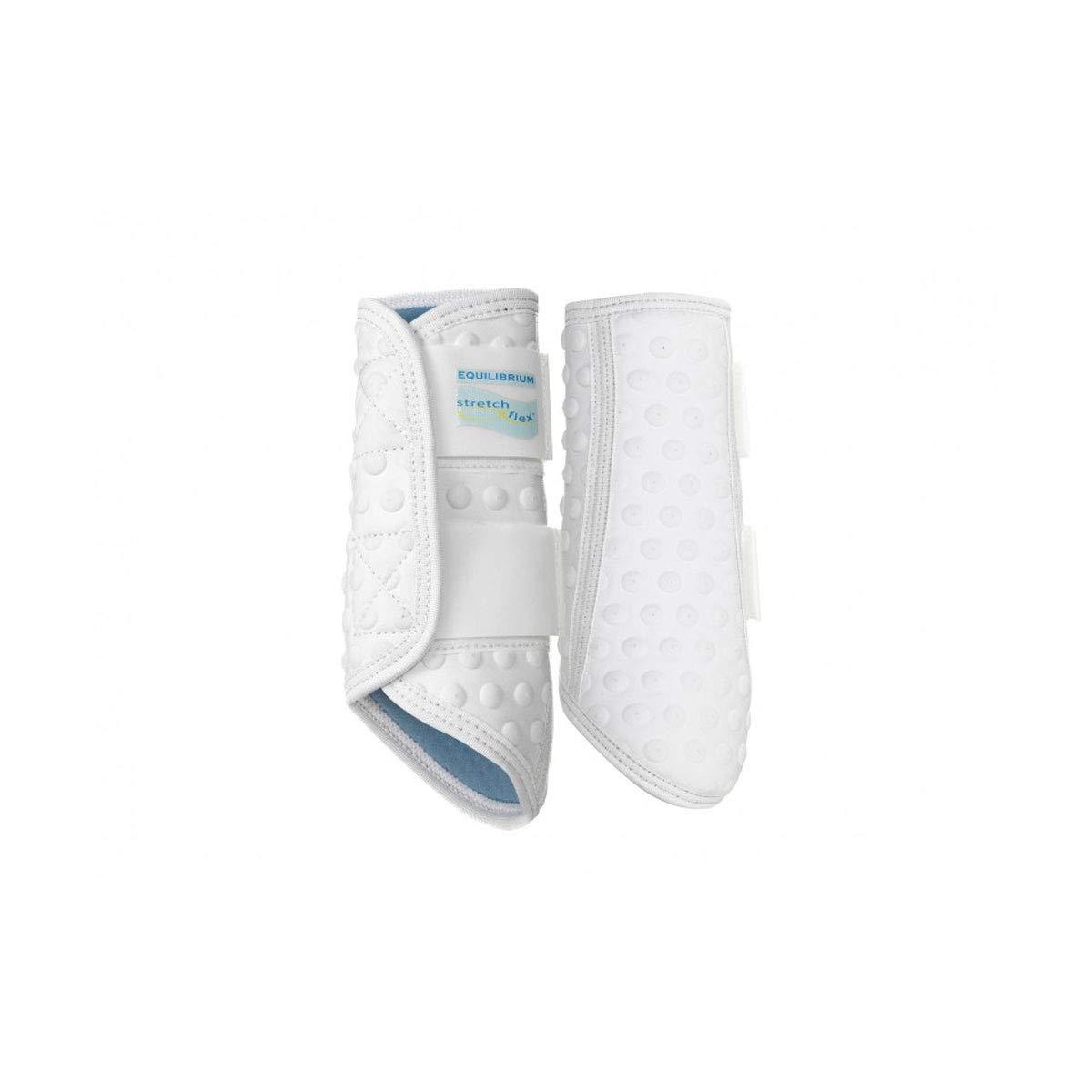 Equilibrium Stretch And Flex® Flatwork Exercise Wrap Medium White