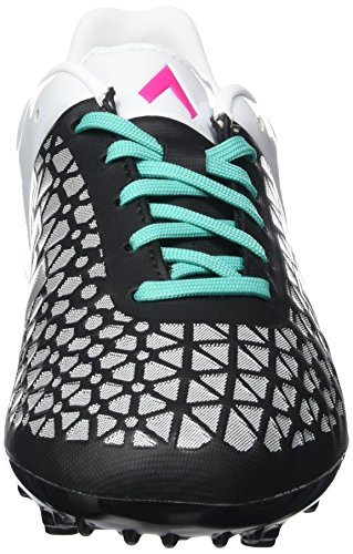 Boots S16 adidas Silver Kids' 3 AG Matte Unisex Football Black Core Shock FG Mint Ace Schwarz 15 Black T8qHg