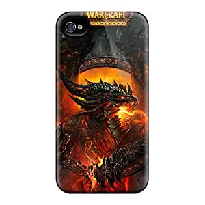 High-quality Durable Protection Cases For Iphone 6(world Of Warcraft Cataclysm)