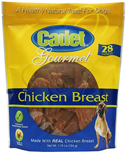 cadet Chicken Breast Dog - Chicken Treats Dog Good