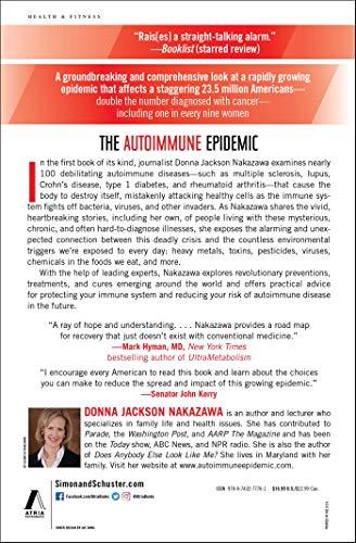 The Autoimmune Epidemic - http://medicalbooks.filipinodoctors.org