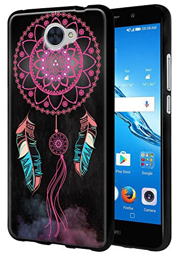 Huawei Ascend XT 2 Case, Huawei Elate 4G LTE Case, Harryshell Lightweight Slim Thin TPU Gel Skin Flexible Soft Rubber Protective Case Cover for Huawei Ascend XT2 H1711 (A-2)