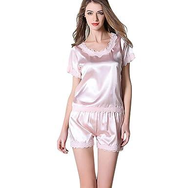 les plus récents grande variété de modèles plus tard LABIUO Femmes Lingerie Sexy Nuisette Chemise de Nuit ...