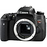 Canon EOS Rebel T6s Digital SLR (Body Only) - Wi-Fi Enabled International Version (No warranty)