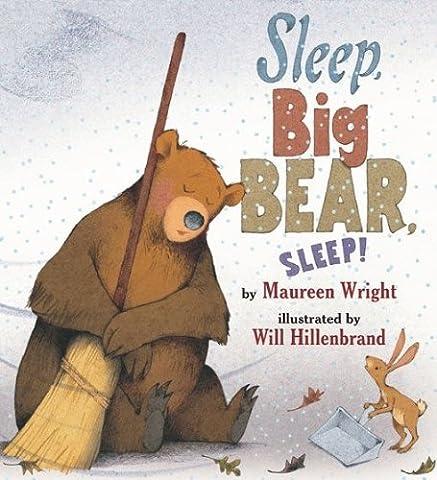 Sleep, Big Bear, Sleep! - Winter Stars