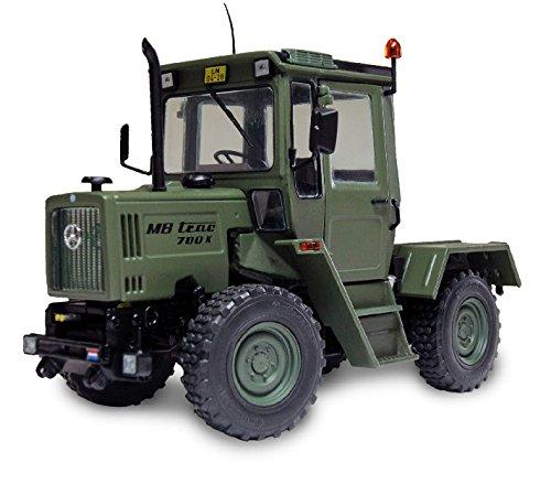 Weise-Toys 2038 FENDT MB-Trac 700 K (W440) Koninklijke Lightening Power (2016) Truck Model, Multi-Color