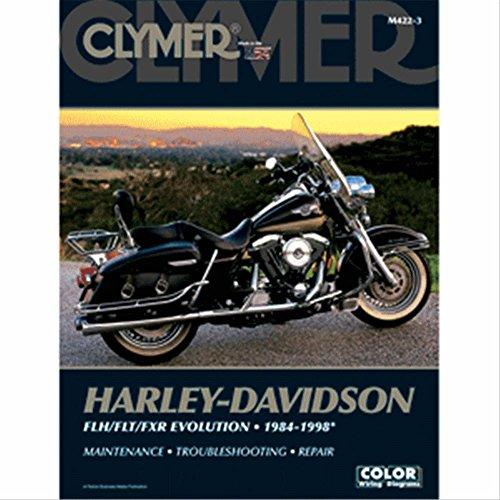 Clymer Harley-Davidson FLH/FLT/FXR Evolution (1984-1998) consumer electronics Electronics by WorldBrandz