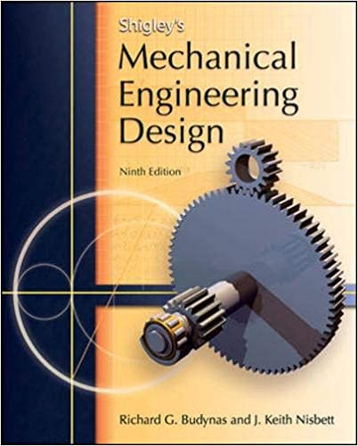 Shigley S Mechanical Engineering Design Connect Access Card To Accompany Mechanical Engineering Design Budynas Richard Nisbett Keith 9780077942908 Amazon Com Books