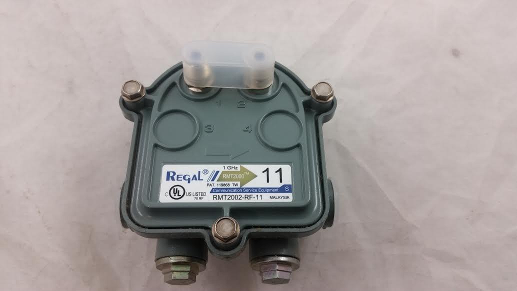 Regal/Antec 1 GHz 2ポートNarrow / Horseshoeタップrmt2002-rf-11 B01N702LDD