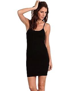 M. Rena Sleeveless Rayon Dress (Black) at Amazon Women s Clothing store  d33783051