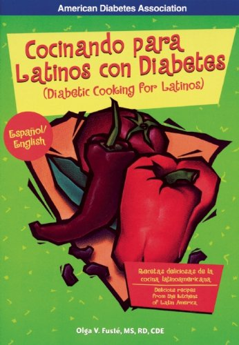 Cocinando para Latinos con Diabetes / Diabetic Cooking for Latinos (Spanish Edition) by American Diabetes Association