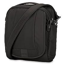 PacSafe Metrosafe LS200 Anti-Theft Shoulder Bag, Black