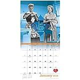 2018 I Love Lucy Wall Calendar (Mead)