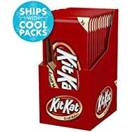 KIT KAT Chocolate Candy Bar, Extra Large (4.5 Ounce) Bar (Pack of 12)