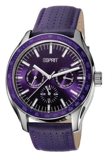 Esprit damenuhren lederarmband  Esprit Damenuhr Orbus Quarz Analog Es103012002: Amazon.de: Uhren