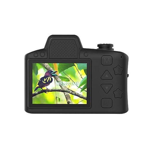 Biggystar Mini cámara para niños Cámara réflex para niños con Zoom ...