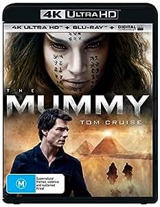 The Mummy (4K Ultra HD)