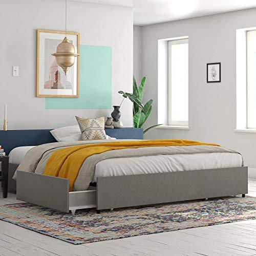 storage beds king size - 4