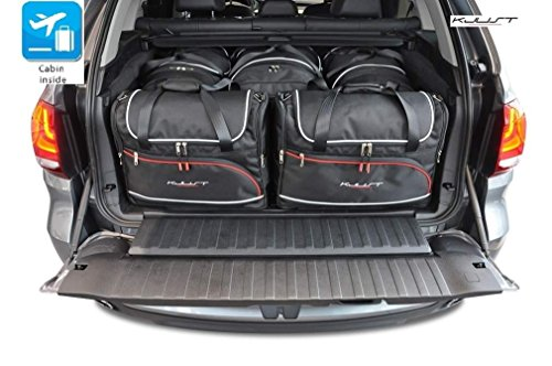 KJUST - AUTO-TASCHEN AUF MASS BMW X5 F15, 2013- CAR FIT BAGS