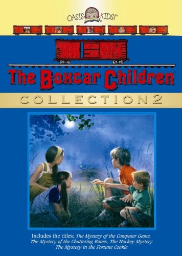 The Boxcar Children Collection 2 (8 CDs)