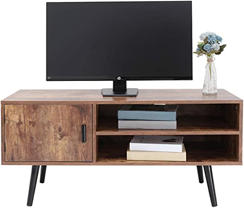usikey Mid-Century TV Stand - a good cheap modern tv stand