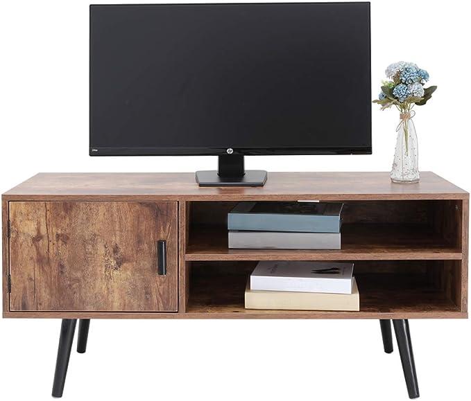 Mid Century  60S TV Stand Design Retro Sideboard Handmade Media Fernsehschrank