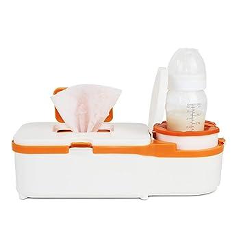 SLONG Botella De Bebé Toallitas De Aislamiento Calentador/Vagón USB Universal 42 ° C Botella